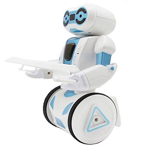 Bix Robot Toys Wireless RC Toys,Self-Balancing,Dancing,Inter