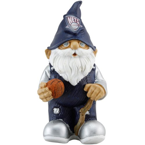 FOCO Brooklyn Nets Mini 8'' Team Gnome by FOCO