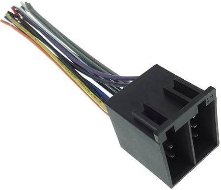 Bloque de Radio doble ISO conector hembra de cable de altavoz ...