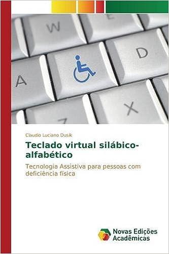 Teclado virtual silábico-alfabético: Amazon.es: Dusik Claudio ...