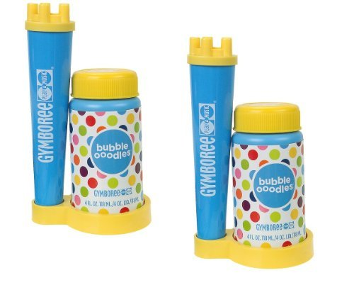 Gymboree Bubble Ooodles with Wand and Tray - 4oz by Gymboree (Gymboree Bubble Ooodles With Wand And Tray)