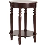 Crown Mark 7901-ESP Laurel Chairside Table