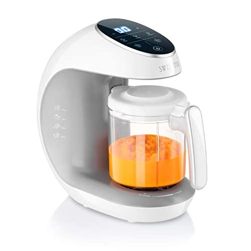 Robot cocina multifuncion Babycook 7x1