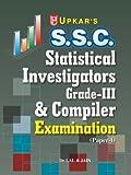 SSC Statistical Investigators Grade III & Complier Exam: Paper-I