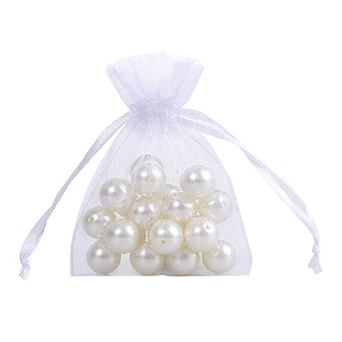 Lings moment Inch Organza White product image