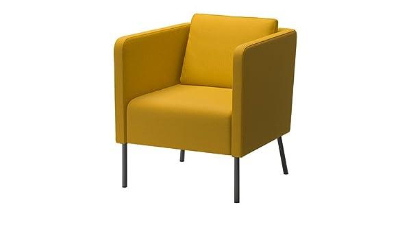 Ikea Ekerö - Butaca, Amarillo Skiftebo: Amazon.es: Hogar