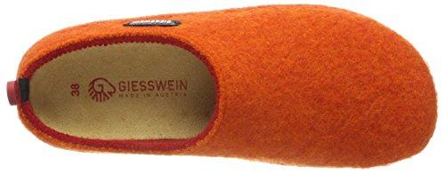 Mules Mandarine Giesswein 150 Vorbach Femme Chaussons Orange qCCxEAaw
