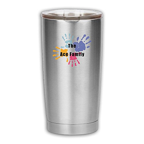 - DeniseJPeterson Coffee The Ace Family Long-distance Driving And Car Companion Classic Large Capacity 500 Ml Stainless Steel Car Use Cup