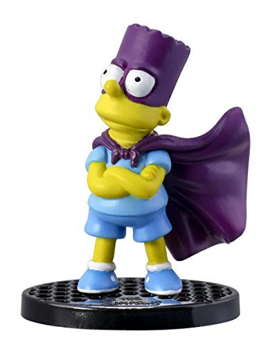 Simpsons The Super Bart 2.75 PVC Action Figure by Simpsons