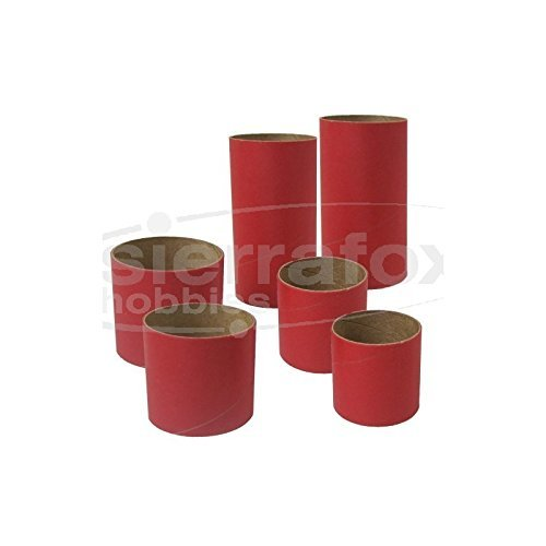 Model Rocket Tube Couplers For BT-55 and BT-60 body tubes