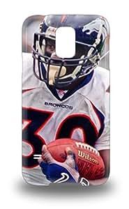 Galaxy Tpu Phone Case With Fashionable Look For Galaxy S5 NFL Denver Broncos Terrell Davis #30 ( Custom Picture iPhone 6, iPhone 6 PLUS, iPhone 5, iPhone 5S, iPhone 5C, iPhone 4, iPhone 4S,Galaxy S6,Galaxy S5,Galaxy S4,Galaxy S3,Note 3,iPad Mini-Mini 2,iPad Air )