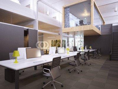 Alu Dibond Bild 30 X 20 Cm Loft Office Loft Buro Bild Auf Alu