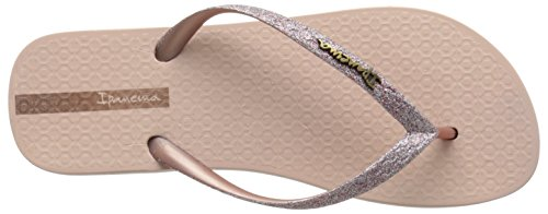 Flop M Ipanema Women's Flip Pink Pink Pink Pink US 5 Glitter II OxIqwxRS