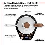 Brewista   Artisan 1.0L Electric Gooseneck Kettle