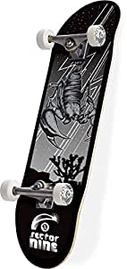 Sector 9 Scorpion Complete Skateboard - 7.5x31.5