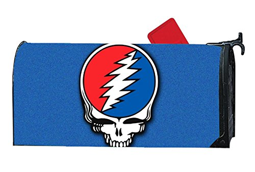 MAYS Grateful Dead Steal Skull Not Easy To Fade Personalized