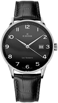 Edox Les Vauberts Men's Quartz Watch