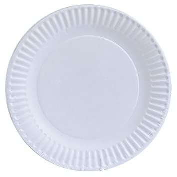 Amazon.com Nicole Home Collection 100 Count Everyday Dinnerware Paper Plate 9-Inch White Kitchen \u0026 Dining  sc 1 st  Amazon.com & Amazon.com: Nicole Home Collection 100 Count Everyday Dinnerware ...