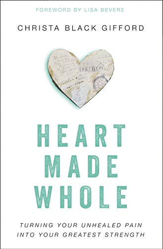 Best christa black gifford heart made whole to buy in 2020