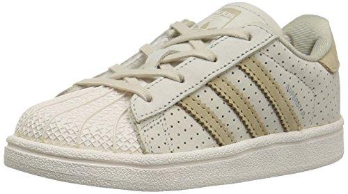 Niños Cbrown linkha cwhite Fashion Unisex Adidas I Originalssuperstar Superstar qYx0IR