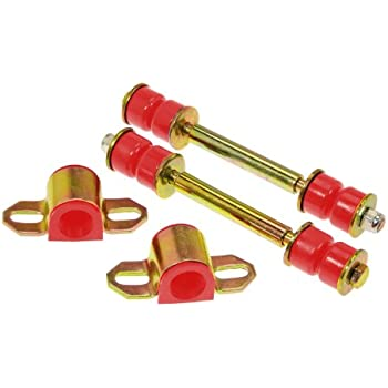 Prothane 14-1105 Red 18 mm Front Sway Bar Bushing Kit