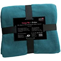 Pink Papaya - SNUG ME POLAR FLEECE THROW BLANKET | manta suave de forro polar |