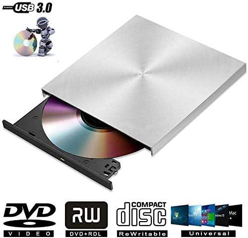 KJRJFD 超薄型のUSB 3.0ドライブ、DVDドライブ、DVD-RWドライブDVD ROMライタバーナー、ラップトップ、デスクトップ高速データ転送勝利7/8 / 10SS (Color : B)