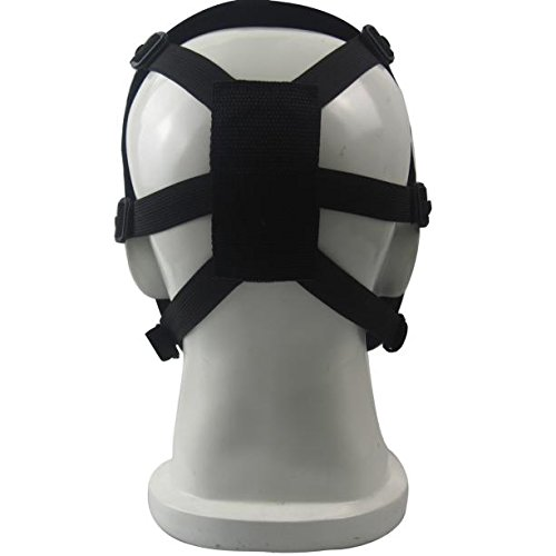 WELCOMEUNI Outdoors Safety Protection Airsoft Paintball Full Face Skull Skeleton Mask Tactical Military Halloween ()