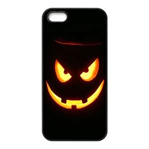 iPhone 5 5s Cell Phone Case Black Halloween FXS_691025