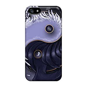 Ideal William T Pascale Case Cover For Iphone 5/5s(yingyang 11), Protective Stylish Case