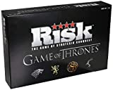 Risk Game of Thrones Strategy Board Game | [Upgraded 2019 Version]| The for Game of Thrones Fans | Official Game of Thrones Merchandise | Based on The TV Show on HBO Game of Thrones | Themed Risk Game