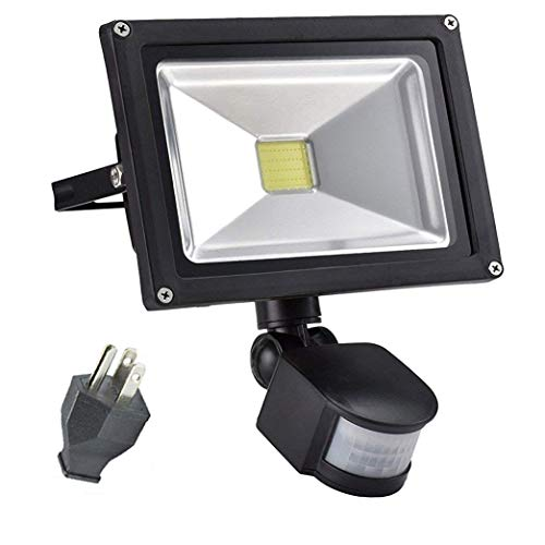 Led Flood Lights Outdoor Pir