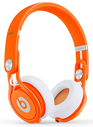 Beats by Dr. Dre Mixr Headphones, Neon Orange