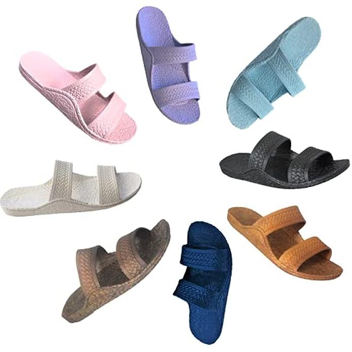 J-Slips Hawaiian Jesus Sandals in tons of Cool Colors Unisex Kids and Women