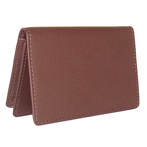 Royce Leather Business Bags (Royce Leather Business Card Holder (Burgundy))
