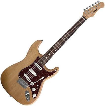 Stagg S300-NS 25012626 NATU.SATIN Norma S de la guitarra eléctrica ...