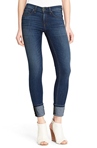Stretch Crop Jeans - 7