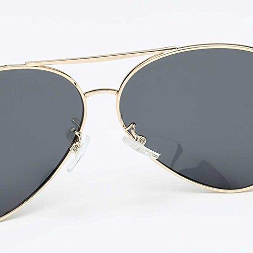 Providethebest la Gafas Protección Gafas Vendimia polarizada de de Gafas Lentes Bloqueador Las Lente de Coolsir de 3 Sol de Conducción UV Sol piloto Solar wAaEqr7w