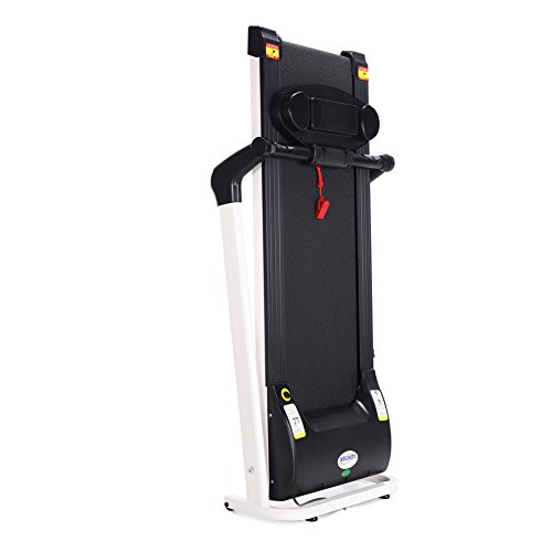 Home Exercise Equipment Small Space: Lontek Folding Treadmill For Small Spaces Cardio Training