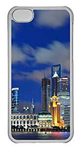iPhone 5C Cases & Covers - Shanghai China Custom PC Soft Case Cover Protector for iPhone 5C - Transparent