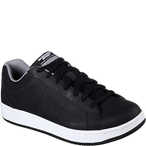 Skechers Herenschudder Turret Fashion Sneakers Zwart / Wit D (m) Us Zwart / Wit