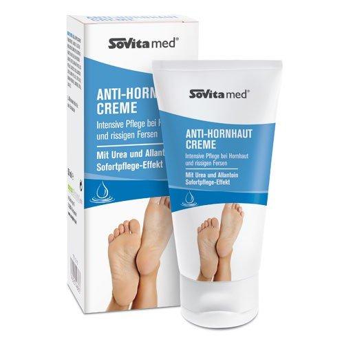 Anti-Hornhaut Creme | Hautpflege - Kosmetik - Wellness | ascopharm | 50 ml
