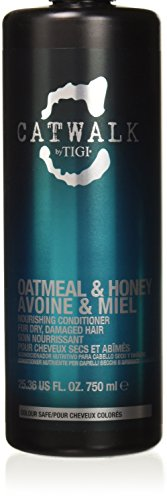Tigi Catwalk Oatmeal & Honey Shampoo and Conditioner 25.36 Oz ()