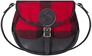 product image for Duluth Pack Deluxe Medium Bag Shell (Red Plaid)