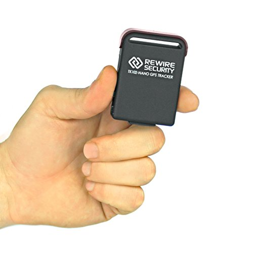 GPS Tracker Genuine Rewire Security 102-NANO...
