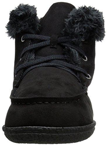 Black Rd Invernale Women's Indigo Stivale Delle Foley Fabric Tessuto Donne Indaco Rumorista Nero Boot Rd Winter aTvx0nvW
