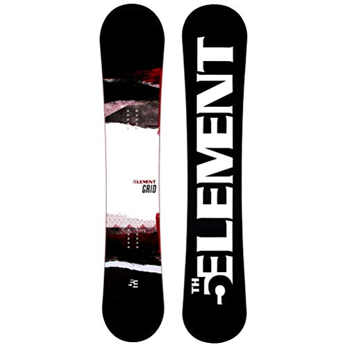 5th Element Grid Wide Snowboard - 158cm Wide
