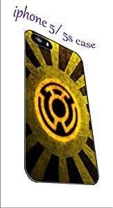 FUNKthing designs Sinestro Corps Logo iphone 5 case for teen girls PC PC