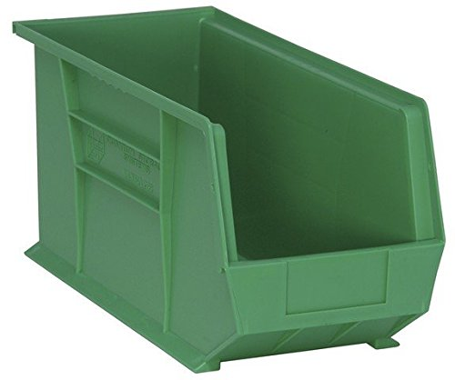 Quantum Storage QUS265GN Ultra Stack & Hang Bin44; Green - 18 x 8.25 x 9 in. ()
