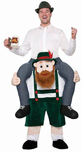 Ride a Beer Buddy - Piggyback Shoulder Riding Adult Costume - Piggyback Costume